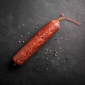 Salami ardennaise maison 500gr. - Meatbros
