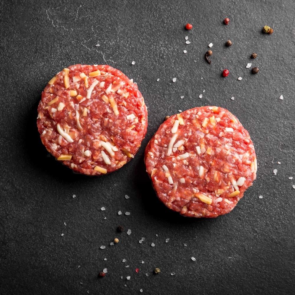 Meatbros Cheeseburger