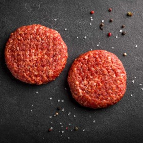 Hamburger 100% Boeuf - Meatbros