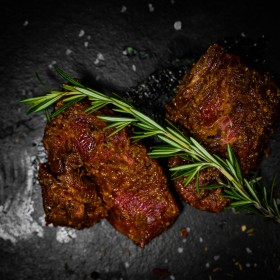 Filet de boeuf marinée - Meatbros