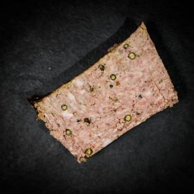 Tranche paté au poivre - Meatbros