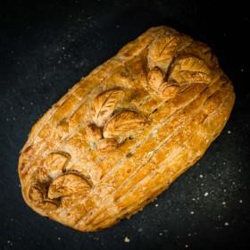 Jambon cuit en croûte - Meatbros