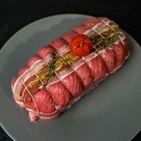 Poitrine de veau farcie au foie gras - Meatbros