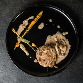 Grenadin de veau sauce au poivre - Meatbros