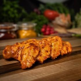 Ailes de poulet marinée - Meatbros