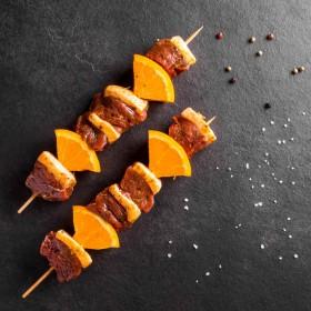 Brochette magret de canard - Meatbros