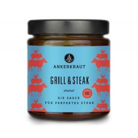 Ankerkraut Grill & Steak Sauce - Meatbros