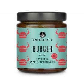 Ankerkraut Sauce Burger - Meatbros