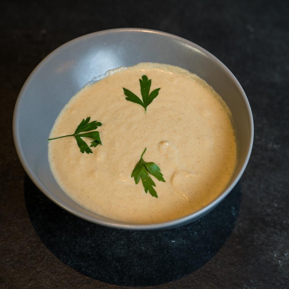 Soupe Crème aux marrons