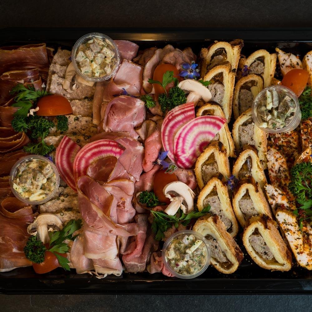 Buffet du boucher