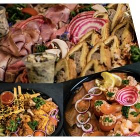 Buffet Gourmand - Meatbros