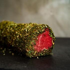 Roti Filet de boeuf en croute d'herbes - Meatbros